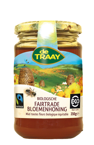 Fairtrade honing (bio)